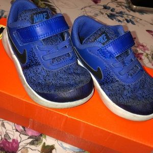 Nike toddler shoes flex contact